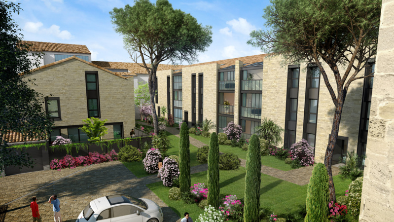 Immobili re sud atlantique l orangerie appartement neuf for Logement neuf bordeaux